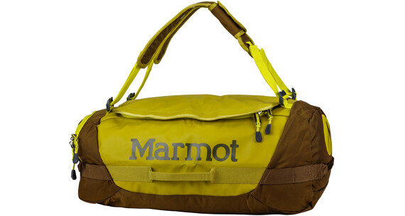 Marmot Long Hauler Duffle Bag M (50 L) Dark Citron/Dark Olive